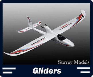 Large Scale RC Gliders