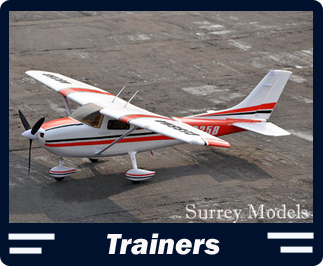 High Scale RC Trainers
