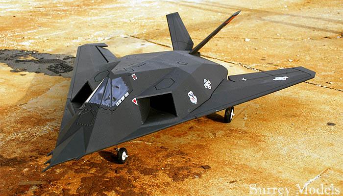 F117 Nighthawk 64mm