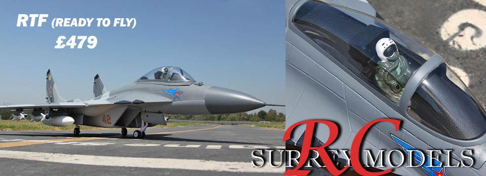 EDF RC Jets Mig 29