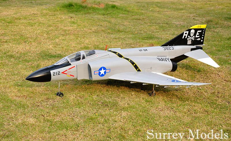 Radio Controlled Large Scale Jets