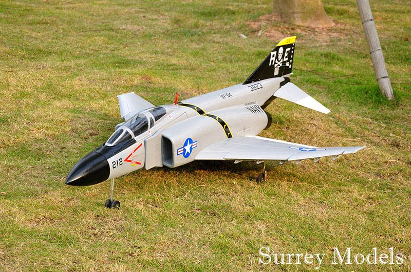 RC Electric Jet Plane