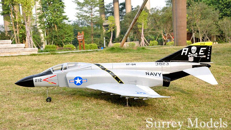 Remote Control Fighter Jet