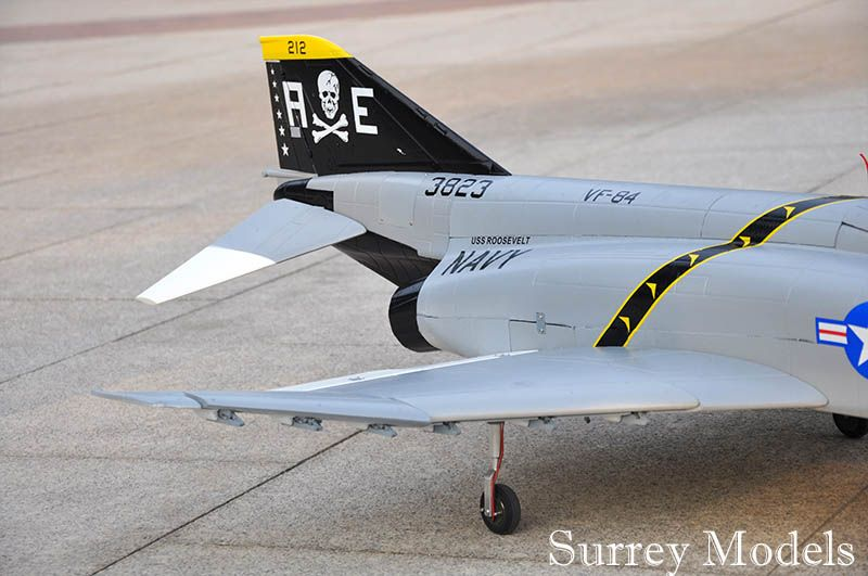 RC Surrey Models F4 Phantom II