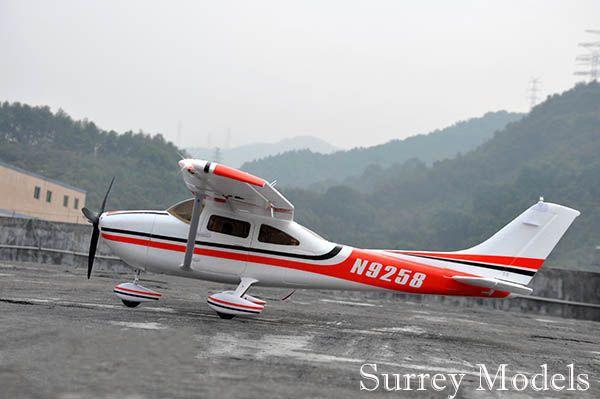 Radio Controlled Cessna Trainer Plane