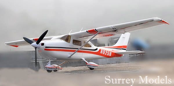 Radio Controlled Cessna Plane