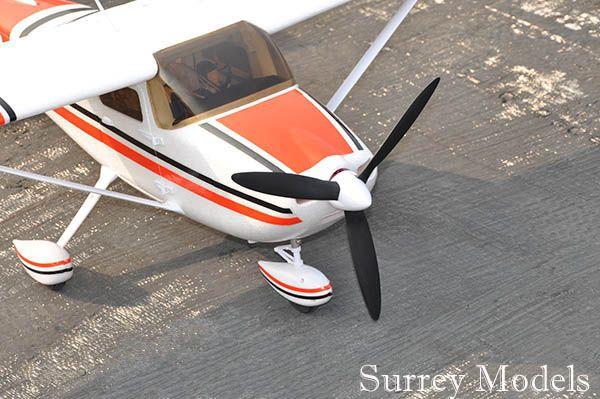 RC LX Cessna 1.4M Trainer Plane