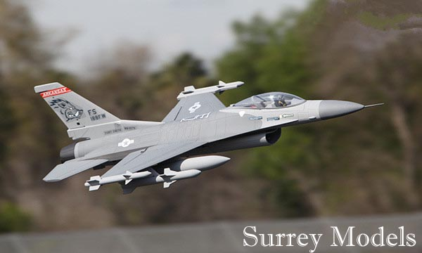 RC LX F16 Fighting Falcon Jet