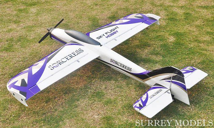 Aerobatic RC Planes