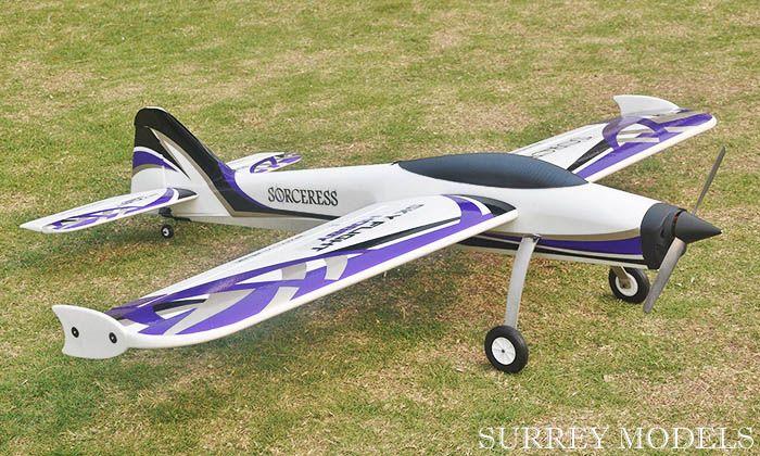 RC 3D Plane