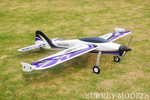 Large RC 3D Plane