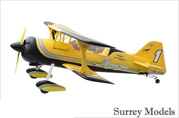 RC Electric 3D Plane