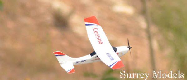Surrey Models Mini Cessna