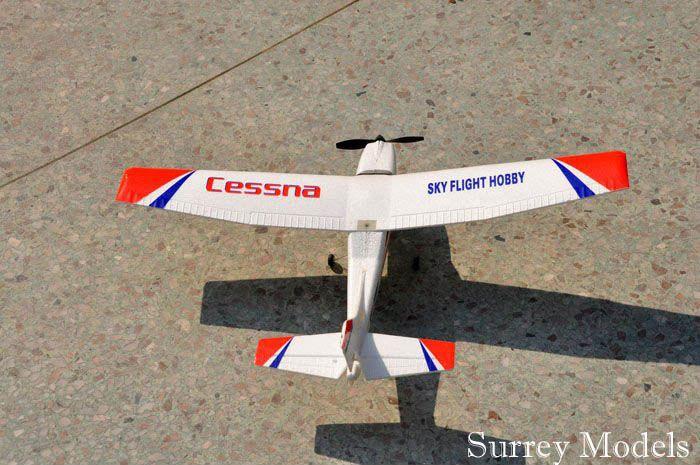 Radio Controlled Trainer Plane