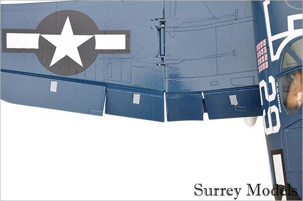 RC Surrey Models F4U Corsair 1.2M Plane