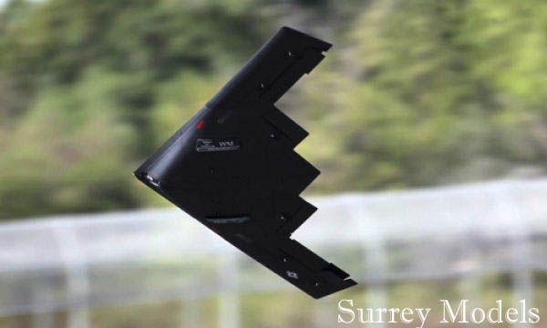 RC Surrey Models B2 Spirit Jet