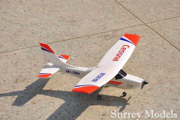 Remote Control Electric Trainer Plane
