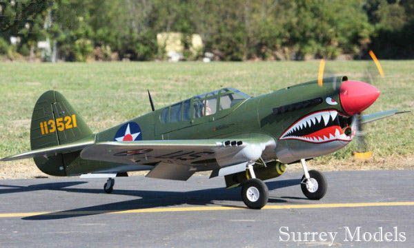 RC High Scale Warbirds