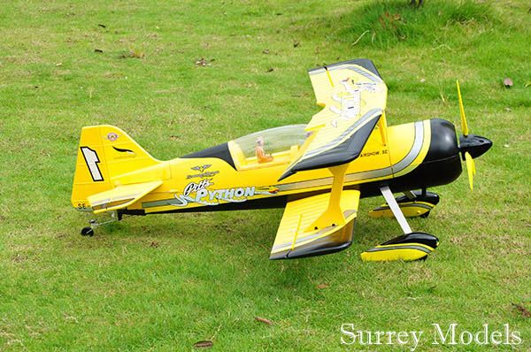 Large Aerobatic Biplane