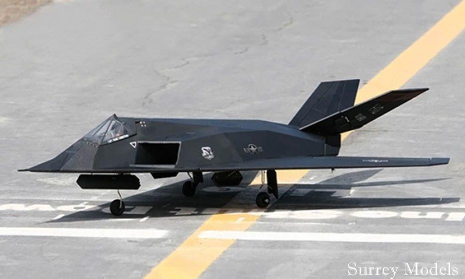 Remote Control EDF Stealth Jet