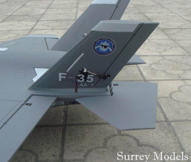 F35 Lightning II - Surrey Models