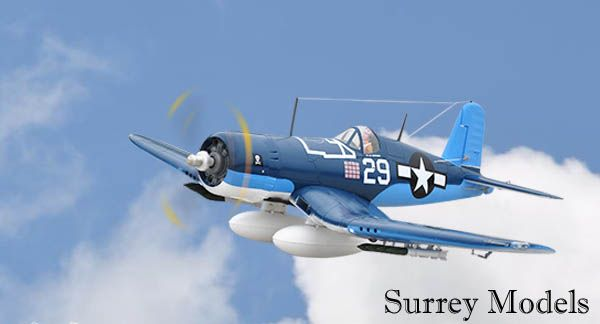 Electric Scale Warbirds