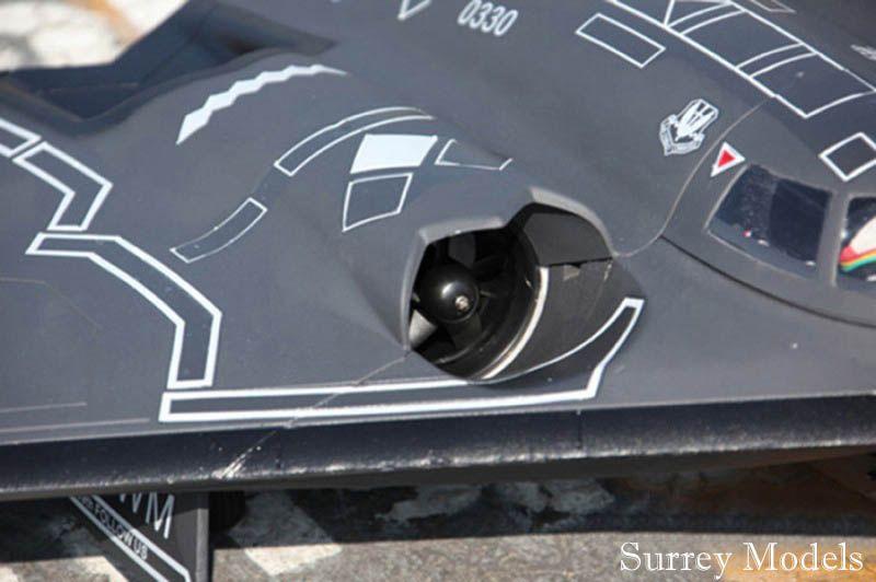 Radio Controlled Surrey Models B2 Spirit Jet