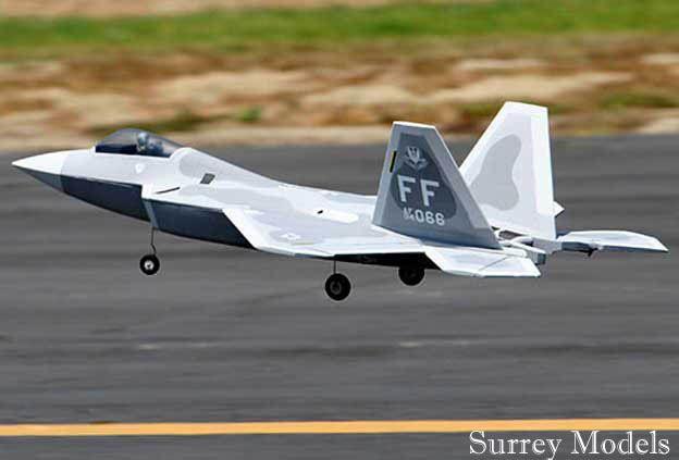 RC LX F22 70mm Jet