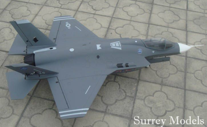RC Military Jets