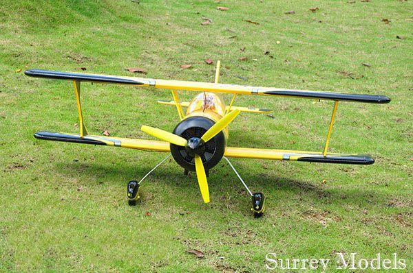 RC Electric 3D Plane Biplane