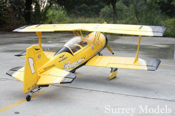RC Aerobatic Plane