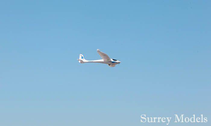 RC Electric Glider Plane