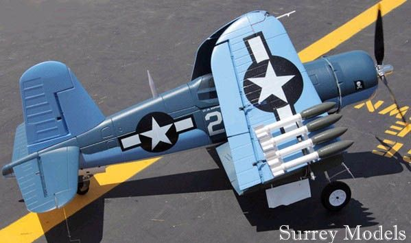 Radio Controlled Electric Warbird