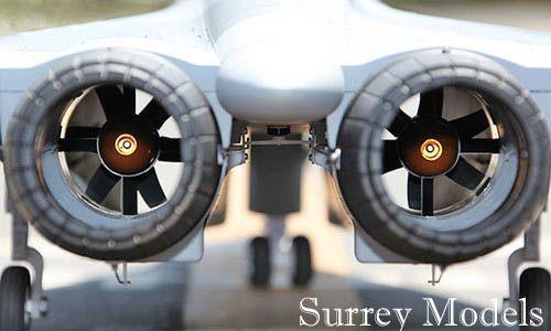 Radio Controlled Surrey Models Mig 29 Fulcrum Jet Plane
