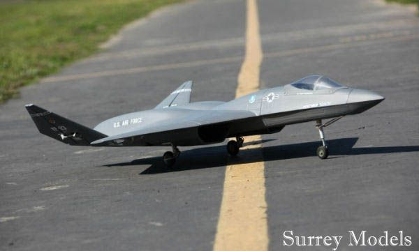 Radio Controlled Large Scale Jet