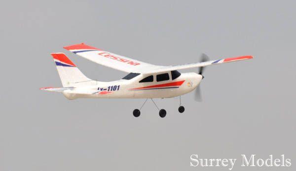 RC Mini Cessna Trainer