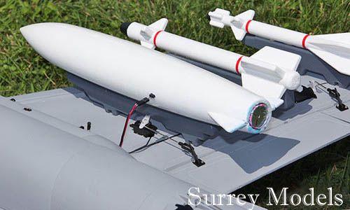Radio Controlled LX Mig 29 Fulcrum