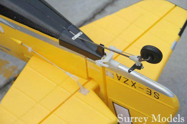 RC Pitts Python V2 3D Plane