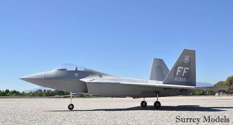 Remote Control EDF Fighter Jet