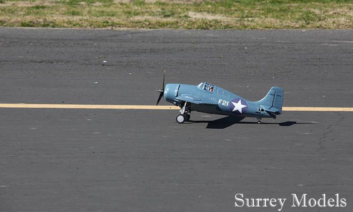 Radio Controlled Electric Plane
