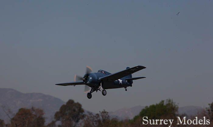 Surrey Models F4F Wildcat