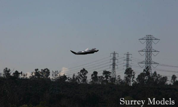 Radio Controlled Jet Plane