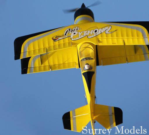 3D Biplane