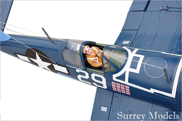 RC High Scale F4U Corsair Warbird