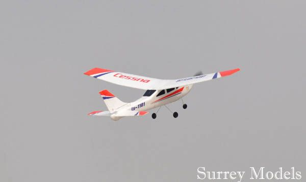 RC Electric Trainer Plane