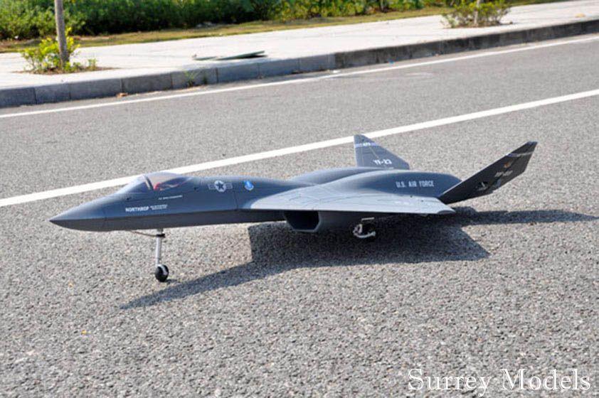 Remote Control Fighter Plane