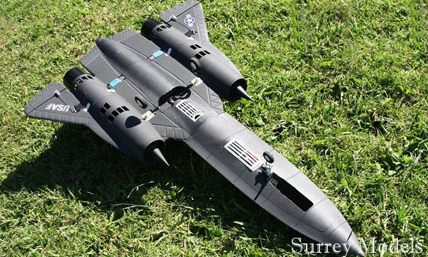 RC Stealth Fighter Jet Plane