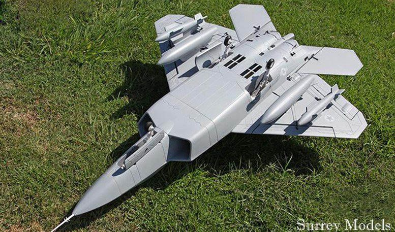 Remote Control Fighter Jet Plane