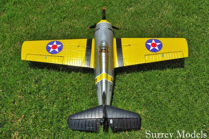 RC Electric War Plane