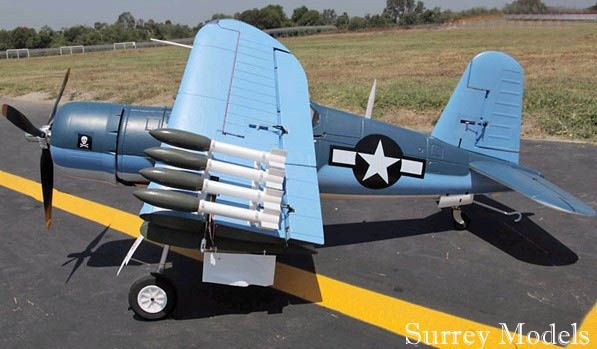 RC Electric Warbirds